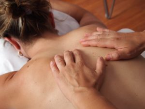 Massages antistress