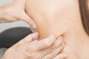 Massage de point douloureux