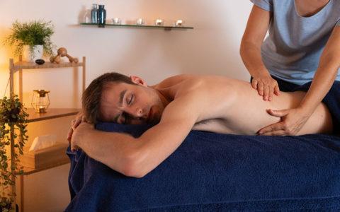Massage classique – ou suédois