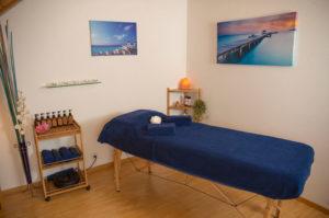 Salle de massages vers Cheseaux, Boussens, Romanel et le nord de Lausanne